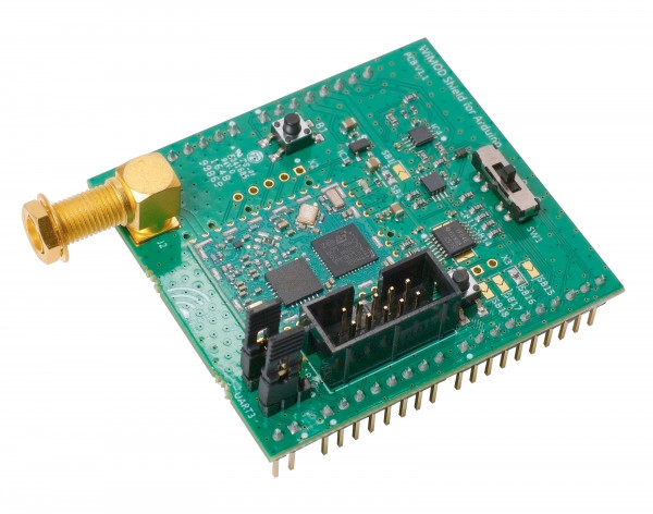 WSA01-iM880B - WiMOD Shield for Arduino™