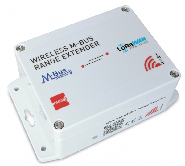 Wireless M-Bus Range Extender