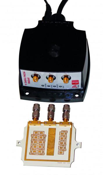 DK-sR-1030e Set - Development Kit for 24 GHz FMCW Radar