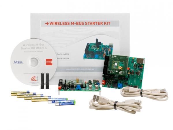 SK-iM871A - Wireless M-Bus Starter Kit