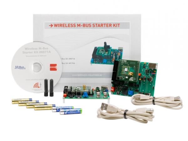 SK-iM871A - Wireless M-Bus Starter Kit