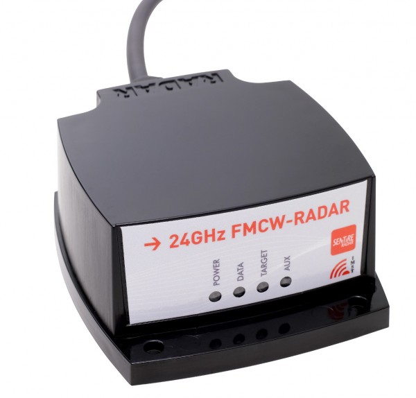 sR-1200e + APP - 24 GHz FMCW Radar Module