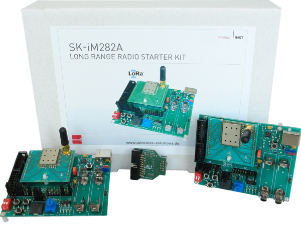 SK-iM282A - Starter Kit for iM282A