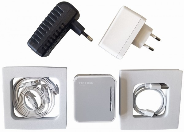 PoE WLAN Starter Kit - Power over Ethernet WLAN Starter Kit for Radar Developer Kits